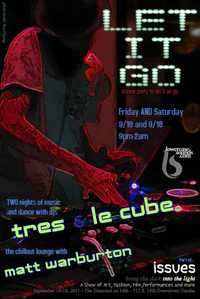 After Party entertainment by DJs Tres and Le Cube