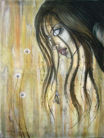 Chrysalis by Caroline Hurley